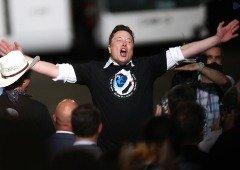 Elon Musk cede gratuitamente nome e imagem da SpaceX para um videojogo
