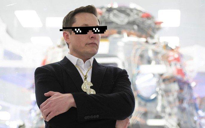 Elon Musk Bill Gates rico