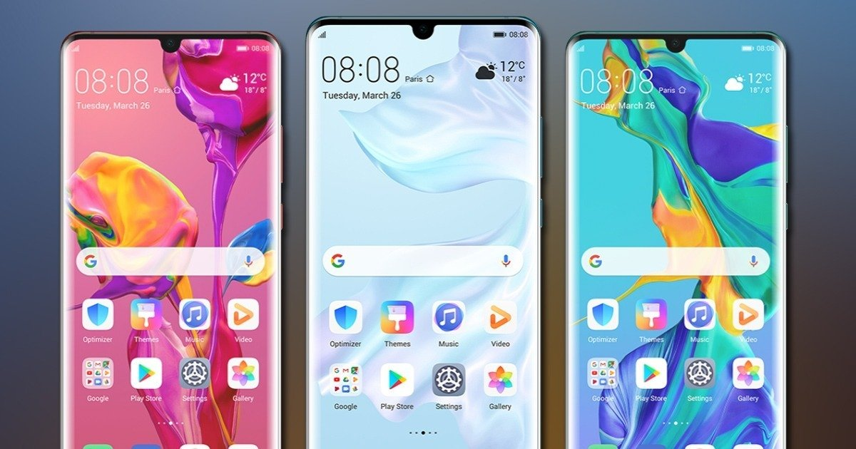 EMUI 9 1 (beta) chega a mais 14 smartphones da Huawei e