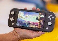 Entende como é que a Nintendo conseguiu tornar a Switch Lite mais barata