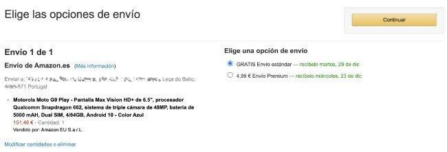 Amazon Motorola
