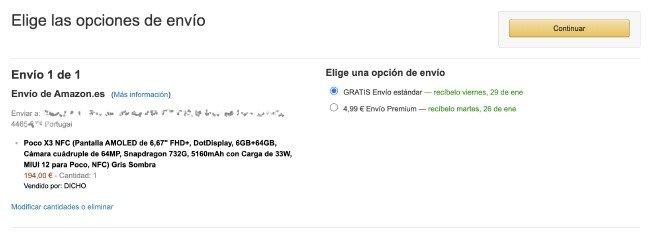 Amazon ES Portugal