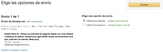 Envios Amazon