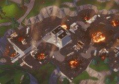 Epic Games destruiu o sítio mais popular na ilha do Fortnite!