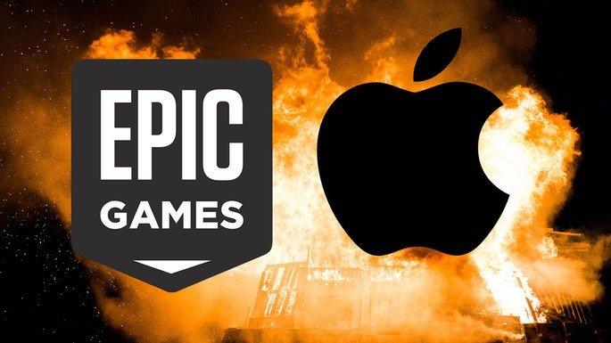 Batalha legal da Epic contra a Apple