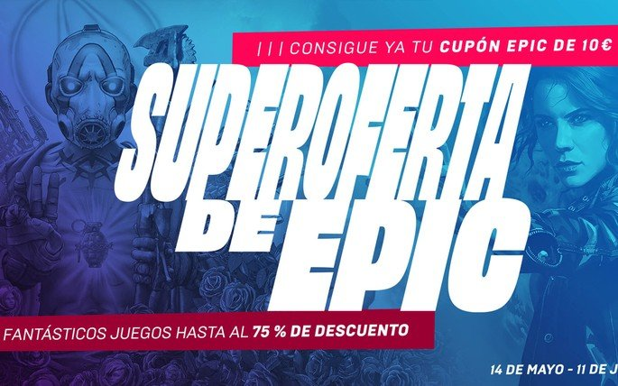 Epic Games Store 10 euros