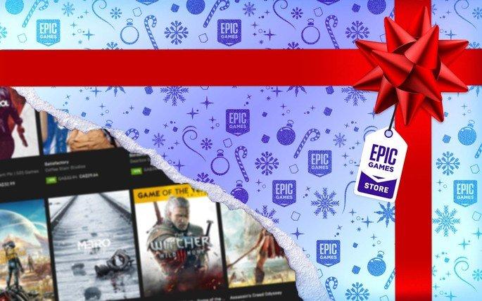 Epic Games Store promoções fim de ano