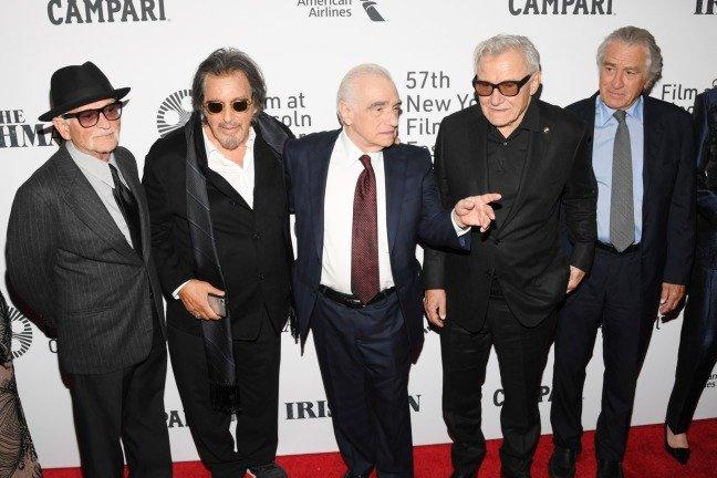 """Épico de Scorsese """"The Irishman"""" torna-se viral no Netflix"""