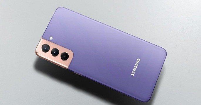 Design do Samsung Galaxy S21, segundo as fugas de informação