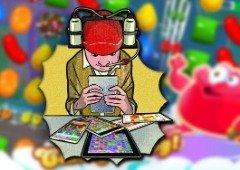 Eras capaz de jogar Candy Crush 3 horas por dia? É o que fazem 9 milhões de pessoas!