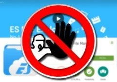 ES File Manager comete fraude na Play Store. Desinstala já do teu Android!