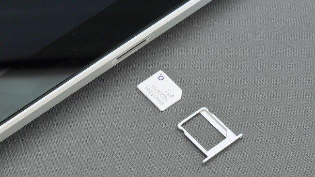 cartão SIM para internet móvel ilimitada