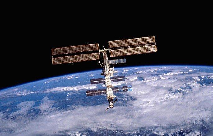 Estacão Espacial Internacional