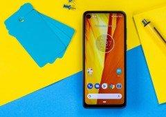 Especificações do Motorola One Action reveladas. Tripla câmara traseira e buraco no ecrã