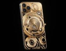 Esta capa para o iPhone 11 custa mais de 60 mil Euros e tem meio quilo de ouro!