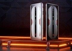 Esta é a brutalidade do carregamento rápido a 120 W nos Red Magic 6 Pro