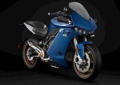 Esta nova mota elétrica dá-te mais de 300km de autonomia