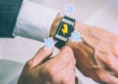 Esta pulseira dá-te choques para te ajudar a perder maus hábitos