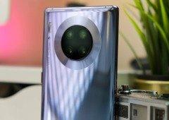Estás à espera do Huawei Mate 40? As novas informações não são boas!