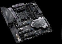 Estas são as motherboards Asus X570 para os AMD Ryzen 3000