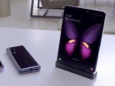 Estas são todas as especificações do Samsung Galaxy Fold!