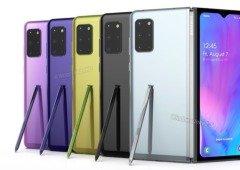 Este é o Samsung Galaxy Fold 2 que todos querem ver! (Uma mistura com o Galaxy Note)