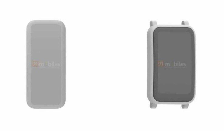 Este poderá ser o próximo smartwatch/smartband da Huawei com HarmonyOS