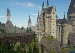 Este RPG de Harry Potter foi feito no Minecraft! (vídeo)