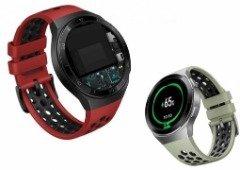 Este são os novos smartwatches da Huawei: Watch GT 2e e nova cor para o Watch GT 2!
