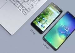 Este smartphone segue o exemplo do Huawei Mate 20 X