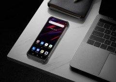 Este smartphone robusto é barato e tem uma bateria de 10000mAh