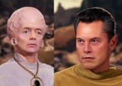 Elon Musk e Jeff Bezos em Star Trek? Impressiona-te com este vídeo Deepfake!