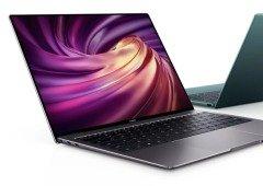 Estes são os novos computadores portáteis da Huawei que vais querer conhecer