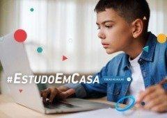 #EstudoEmCasa: app para alunos do Ensino Básico está disponível para Android e iOS!