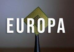 Europa quer ser responsável por 20% da produção mundial de semicondutores
