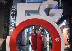 Europa terá 60% da sua tecnologia 5G fornecida pela Huawei