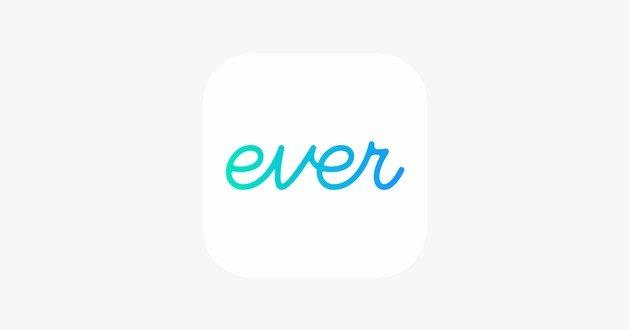 ever app logo