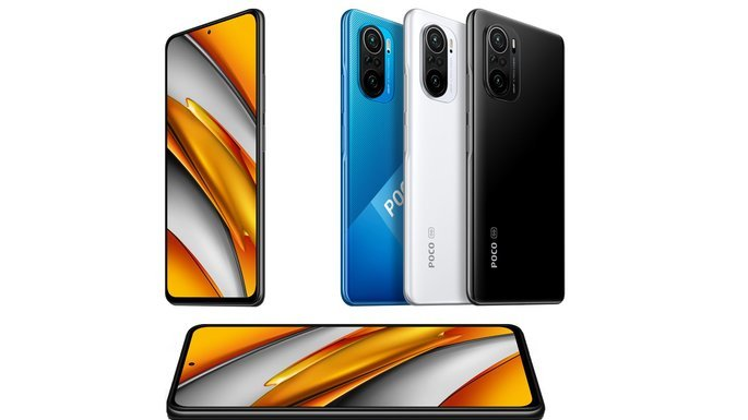 Este é o design do Xiaomi POCO F3