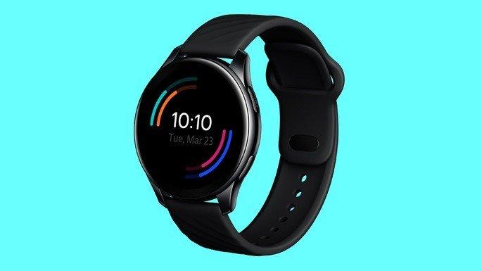 Este é o design do OnePlus Watch