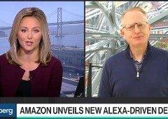 Executivo da Amazon 'apanhado' a usar Apple AirPods enquanto promovia os Echo Buds!