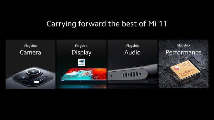 Mi 11i: o melhor do Mi 11 por um preço mais acessível