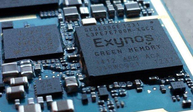 Exynos 9820 Samsung Galaxy S10