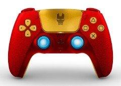 Fã da Marvel? Esta PS5 é perfeita para ti!