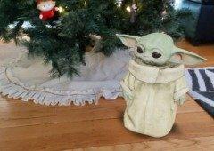 Fã de Star Wars? A Google traz o Baby Yoda para tua casa graças à realidade aumentada!