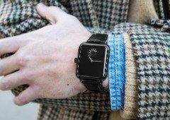 Fabricante suíça lança relógio de luxo a troçar com o Apple Watch