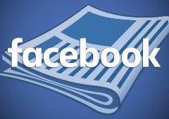 Facebook começa a testar separador com notícias na app mobile