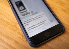 Facebook esteve em baixo e o Telegram foi o grande beneficiado