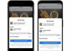 Facebook 'finta' a Apple e faz referência à polémica do Fortnite