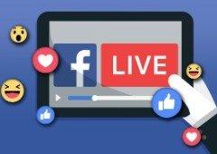 Facebook Live vai deixar-te transformar streams em Podcasts e muito mais!