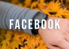 Facebook pode fazer o que a Google não conseguiu, a alternativa ao Apple Watch